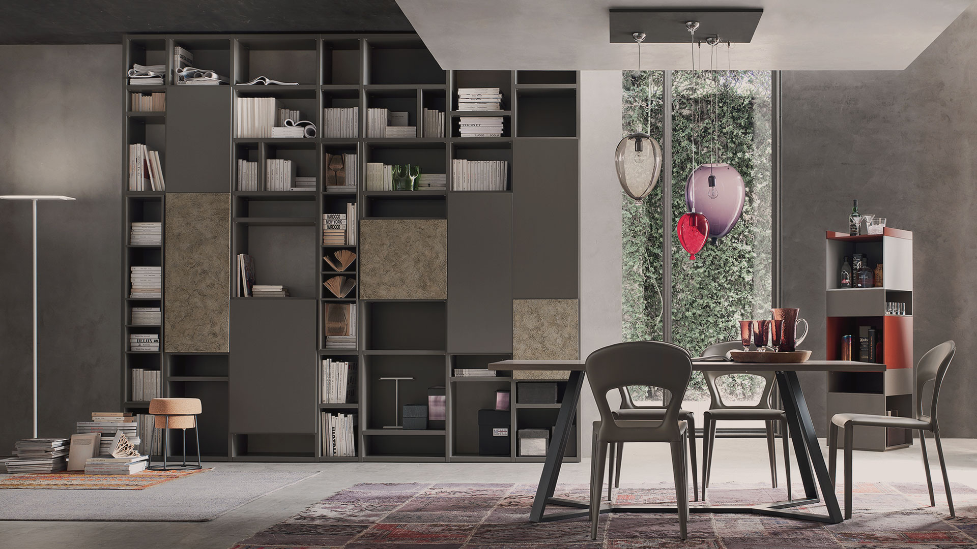 Gruppo Homes Mobili.Homes Modern Italian Living Room And Bedroom Furniture