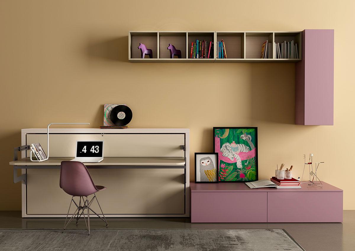 Clever homes for Arredamento salvaspazio mobili multifunzionali