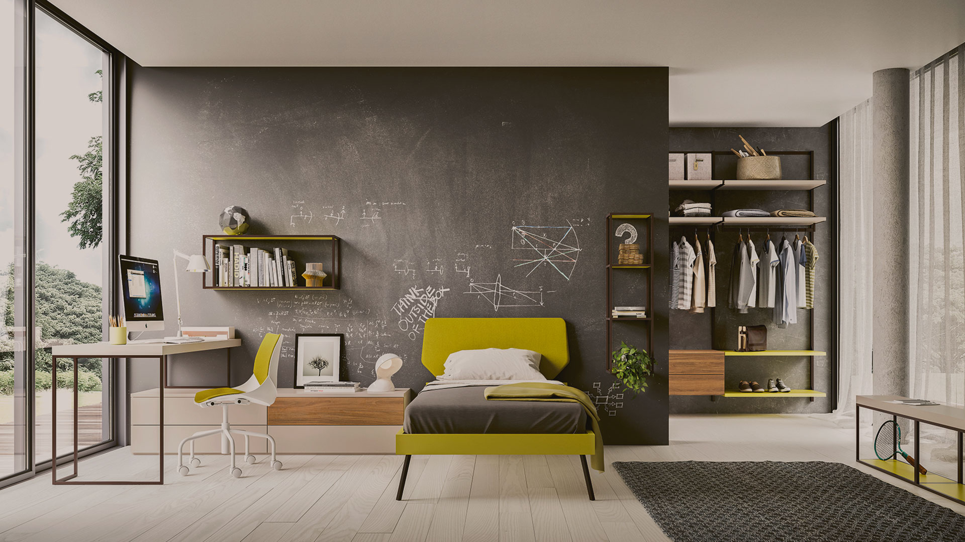 Librerie Per Camerette Bambini clever - homes